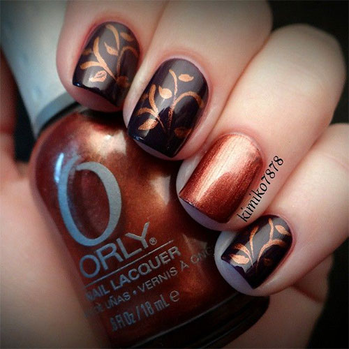 15-Cute-Easy-Fall-Nail-Art-Designs-Ideas-Trends-Stickers-2014-Autumn-Nails-2