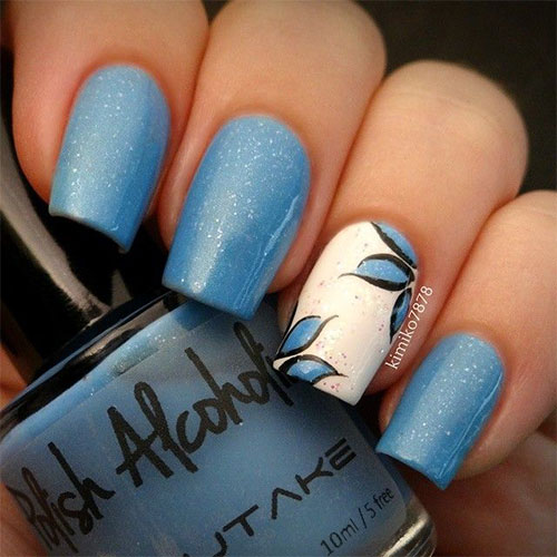 15-Cute-Easy-Fall-Nail-Art-Designs-Ideas-Trends-Stickers-2014-Autumn-Nails-3