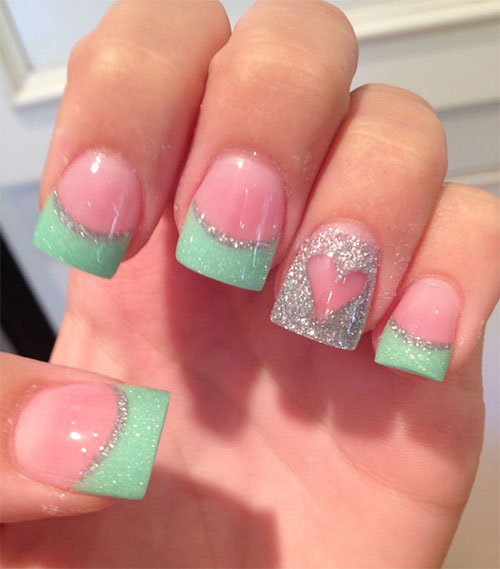 15 Easy Pretty Nail Art Designs Ideas Trends