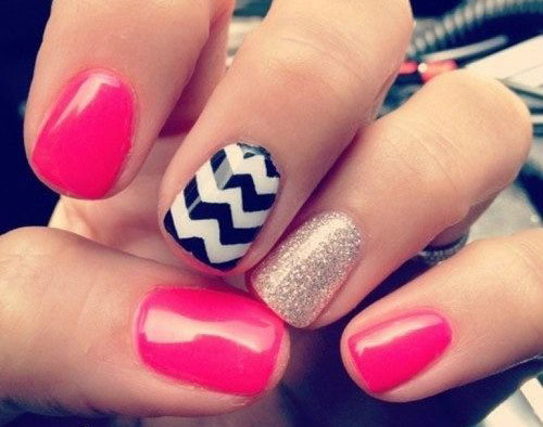 15-Easy-Pretty-Nail-Art-Designs-Ideas-Trends-Stickers-2014-7