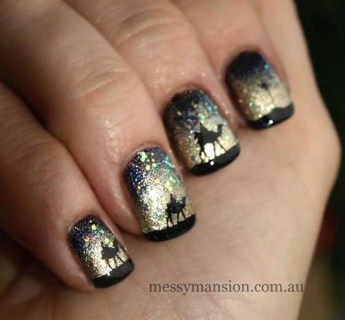 15-New-Nail-Art-Designs-Ideas-Trends-Stickers-2014-For-Girls-14