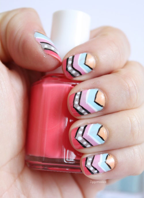 15-New-Nail-Art-Designs-Ideas-Trends-Stickers-2014-For-Girls-7