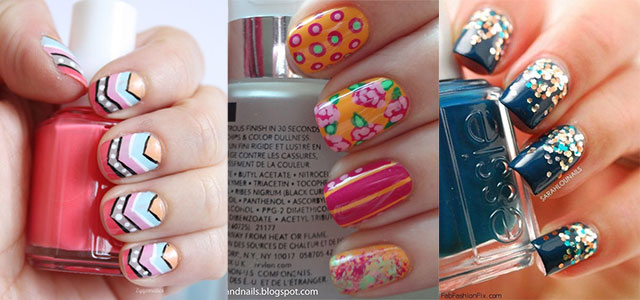 15 New Nail Art Designs Ideas Trends Stickers 2014 For Girls