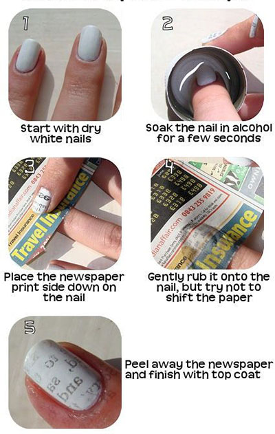 15-Pretty-Nail-Art-Tutorials-For-Beginners-Learners-2014-16