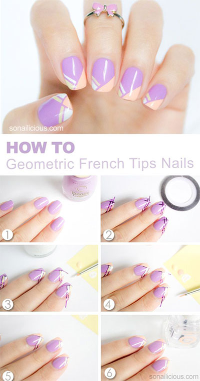 15-Pretty-Nail-Art-Tutorials-For-Beginners-Learners-2014-8