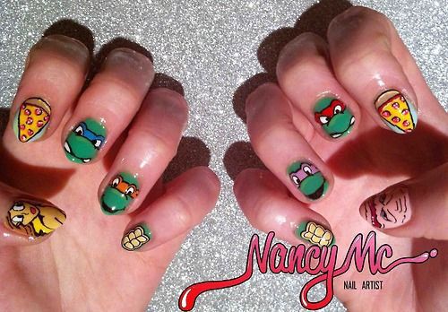 20-Teenage-Mutant-Ninja-Turtles-Nail-Art-Designs-Ideas -Stickers-2014-TMNT-Nails-15