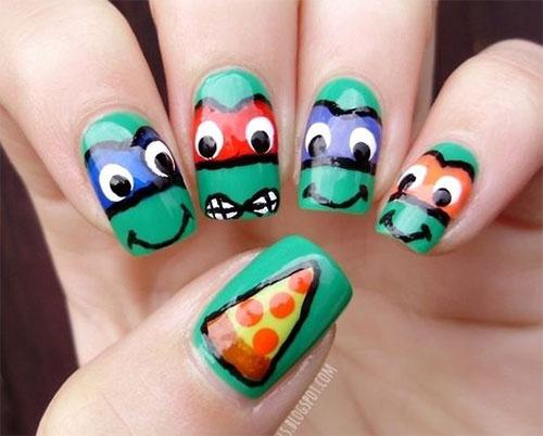20-Teenage-Mutant-Ninja-Turtles-Nail-Art-Designs-Ideas -Stickers-2014-TMNT-Nails-5
