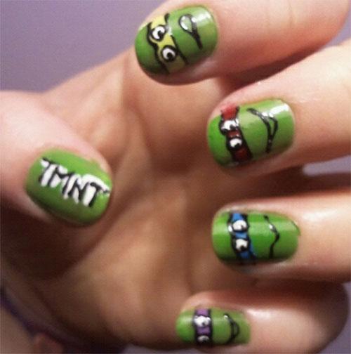 20-Teenage-Mutant-Ninja-Turtles-Nail-Art-Designs-Ideas -Stickers-2014-TMNT-Nails-8