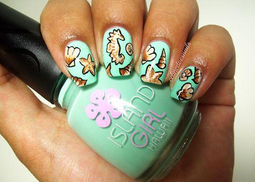 30-Pretty-Nail-Art-Designs-Ideas-Trends-Stickers-2014-23