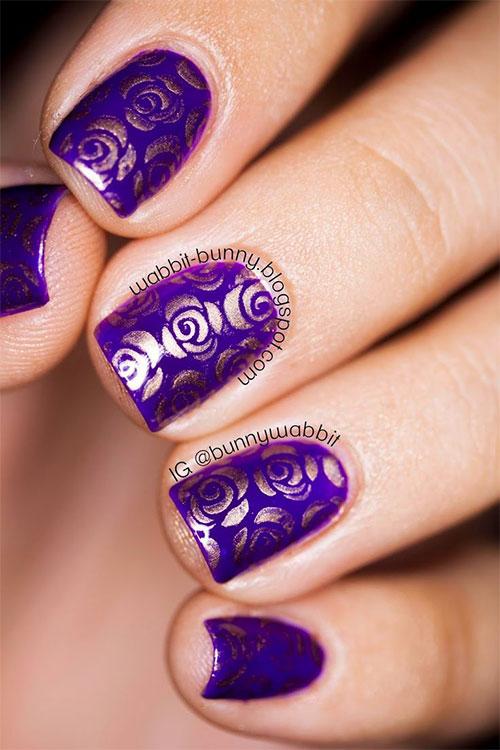 30-Pretty-Nail-Art-Designs-Ideas-Trends-Stickers-2014-4