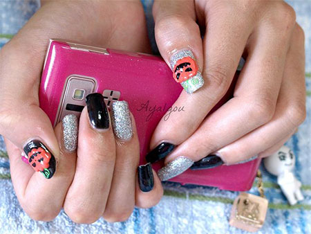 10-Halloween-3d-Nail-Art-Designs-Ideas-Trends-Stickers-2014-10