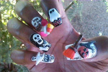 10-Halloween-3d-Nail-Art-Designs-Ideas-Trends-Stickers-2014-8