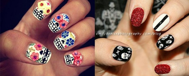 10-Halloween-3d-Nail-Art-Designs-Ideas-Trends-Stickers-2014-F