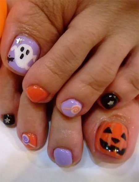 Download Unique Toe Nail Designs On Original Size Above 560 409 ...
