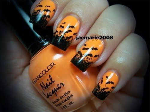 12-Halloween-Bat-Nail-Art-Designs-Ideas-Trends-Stickers-2014-1
