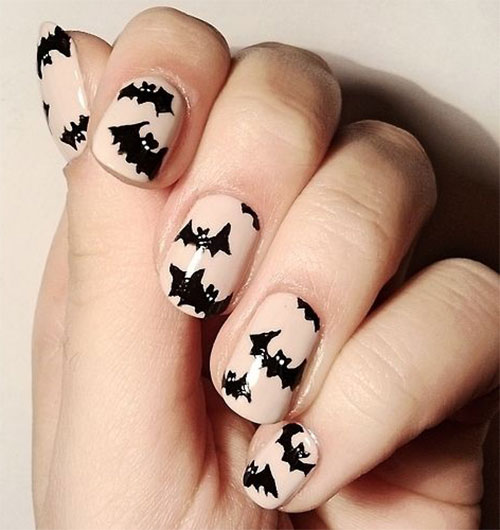 12-Halloween-Bat-Nail-Art-Designs-Ideas-Trends-Stickers-2014-12