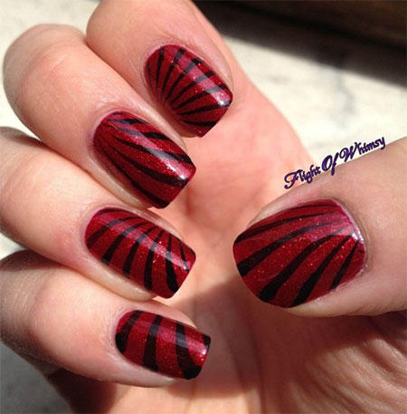12-Simple-Red-Nail-Art-Designs-Ideas-Trends-Stickers-2014-11