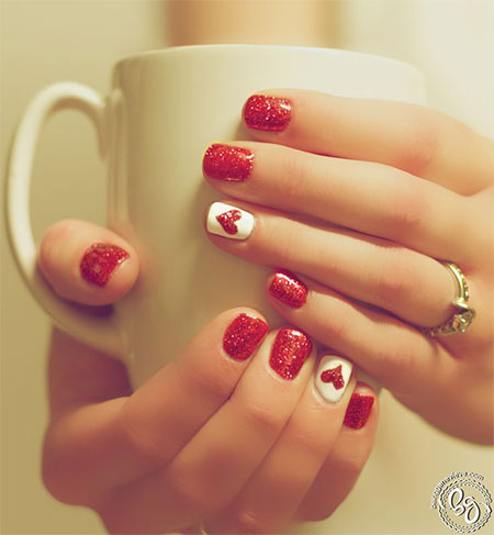 12-Simple-Red-Nail-Art-Designs-Ideas-Trends-Stickers-2014-13