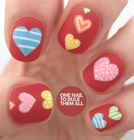 12-Simple-Red-Nail-Art-Designs-Ideas-Trends-Stickers-2014-3