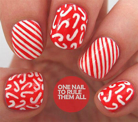 12-Simple-Red-Nail-Art-Designs-Ideas-Trends-Stickers-2014-4