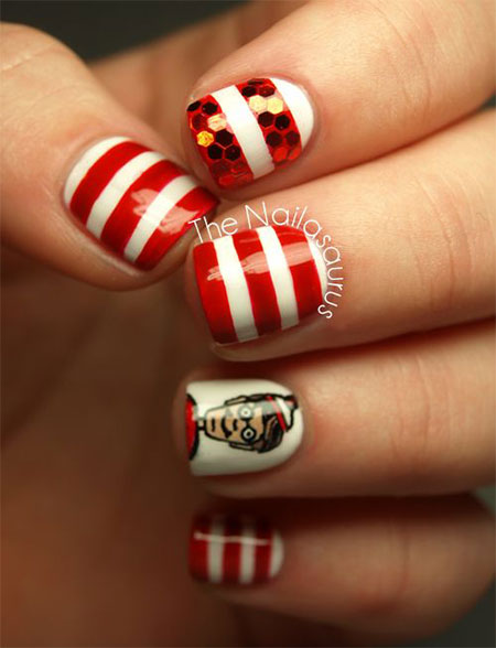 12-Simple-Red-Nail-Art-Designs-Ideas-Trends-Stickers-2014-6