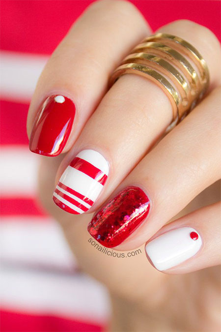 12-Simple-Red-Nail-Art-Designs-Ideas-Trends-Stickers-2014-7