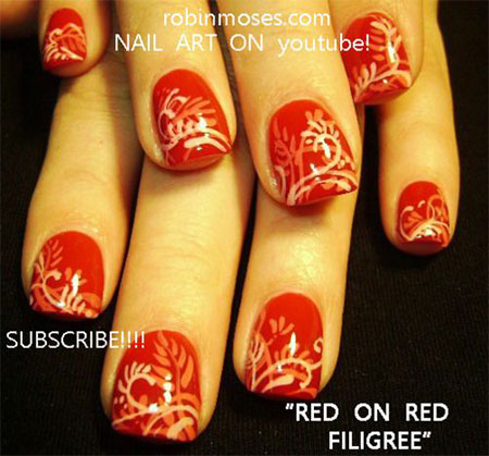15-Best-Red-Nail-Art-Designs-Ideas-Trends-Stickers-2014-14
