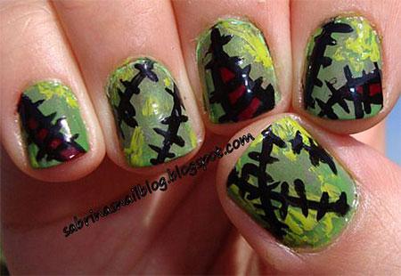 15-Creepy-Halloween-Zombie-Nail-Art-Designs-Ideas-Trends-Stickers-2014-6