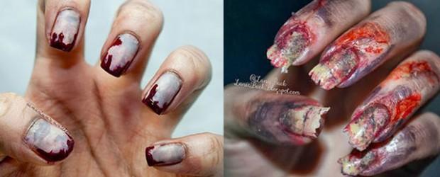 15-Creepy-Halloween-Zombie-Nail-Art-Designs-Ideas-Trends-Stickers-2014
