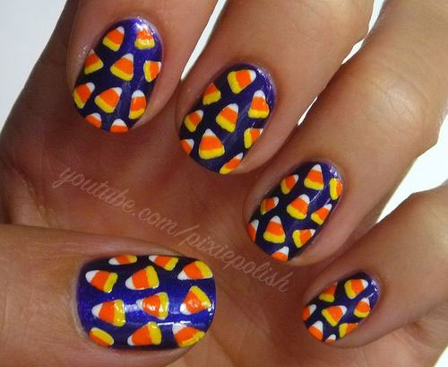 15-Halloween-Candy-Corn-Nail-Art-Designs-Ideas-Trends-Stickers-2014-9