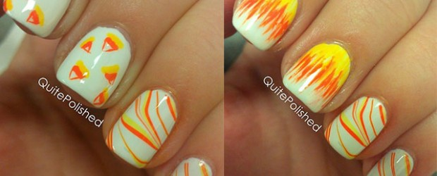 15-Halloween-Candy-Corn-Nail-Art-Designs-Ideas-Trends-Stickers-2014