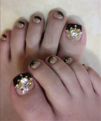 15-New-Toe-Nail-Art-Designs-Ideas-Trends-Stickers-2014-14