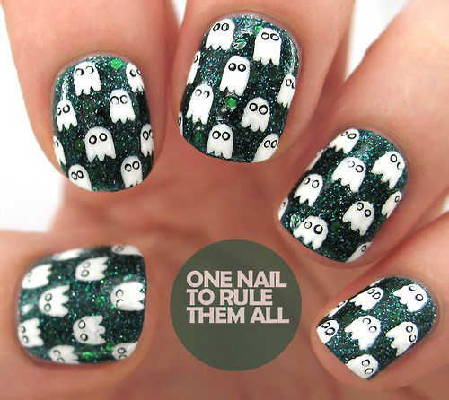 18-Halloween-Ghost-Nail-Art-Designs-Ideas-Trends-Stickers-2014-17