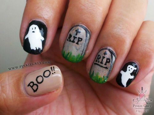 18-Halloween-Ghost-Nail-Art-Designs-Ideas-Trends-Stickers-2014-3
