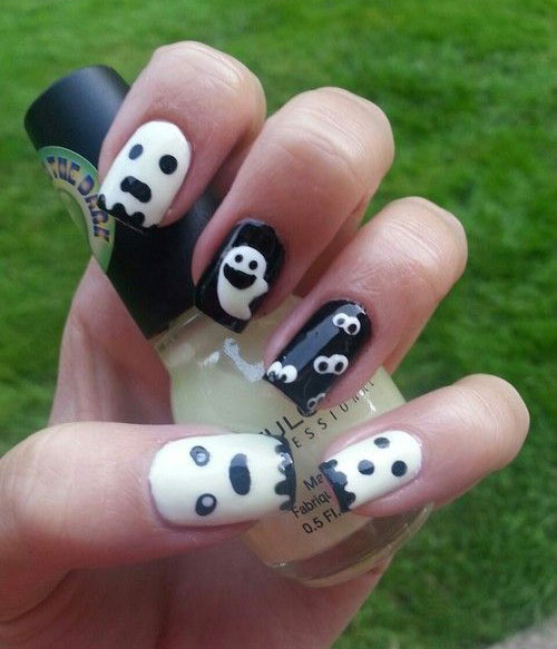 18-Halloween-Ghost-Nail-Art-Designs-Ideas-Trends-Stickers-2014-5