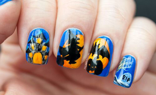 18-Halloween-Ghost-Nail-Art-Designs-Ideas-Trends-Stickers-2014-6