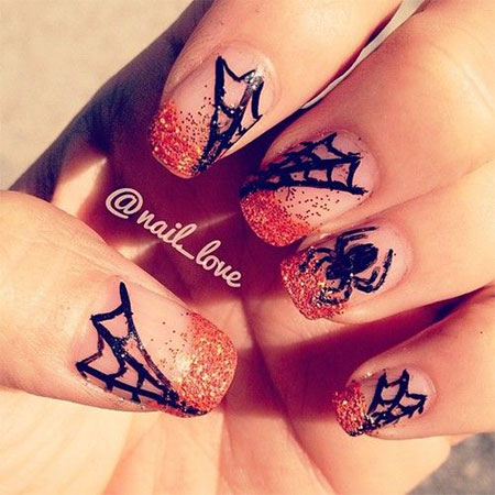 18-Halloween-Spider-Web-Nail-Art-Designs-Ideas-Trends-Stickers-2014-1