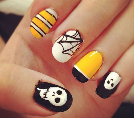18-Halloween-Spider-Web-Nail-Art-Designs-Ideas-Trends-Stickers-2014-2