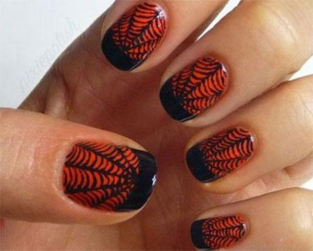 18-Halloween-Spider-Web-Nail-Art-Designs-Ideas-Trends-Stickers-2014-3