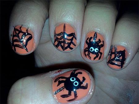 18-Halloween-Spider-Web-Nail-Art-Designs-Ideas-Trends-Stickers-2014-6