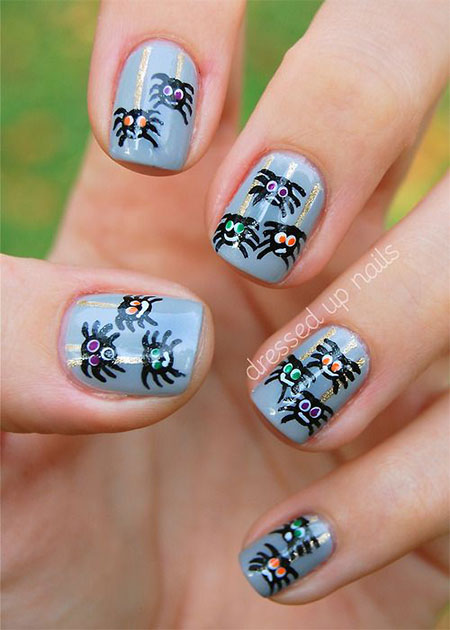 18-Halloween-Spider-Web-Nail-Art-Designs-Ideas-Trends-Stickers-2014-7