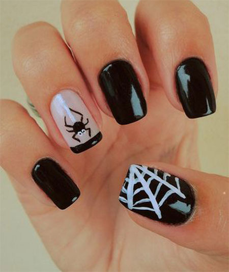 18-Halloween-Spider-Web-Nail-Art-Designs-Ideas-Trends-Stickers-2014-8