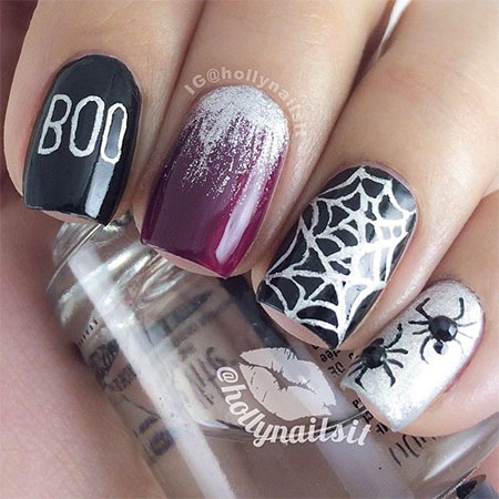 20-Halloween-Acrylic-Nail-Art-Designs-Ideas-Trends-Stickers-2014-1