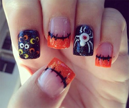 20-Halloween-Acrylic-Nail-Art-Designs-Ideas-Trends-Stickers-2014-11
