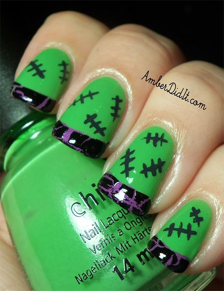 20-Halloween-Acrylic-Nail-Art-Designs-Ideas-Trends-Stickers-2014-4
