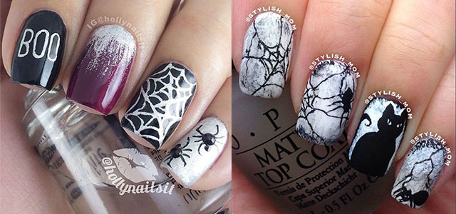 20-Halloween-Acrylic-Nail-Art-Designs-Ideas-Trends-Stickers-2014-F