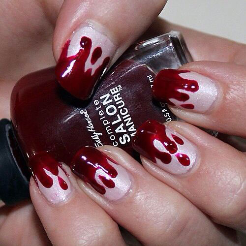 20-Simple-Halloween-Nail-Art-Designs-Ideas-Trends-Stickers-For-Girls-2014-16