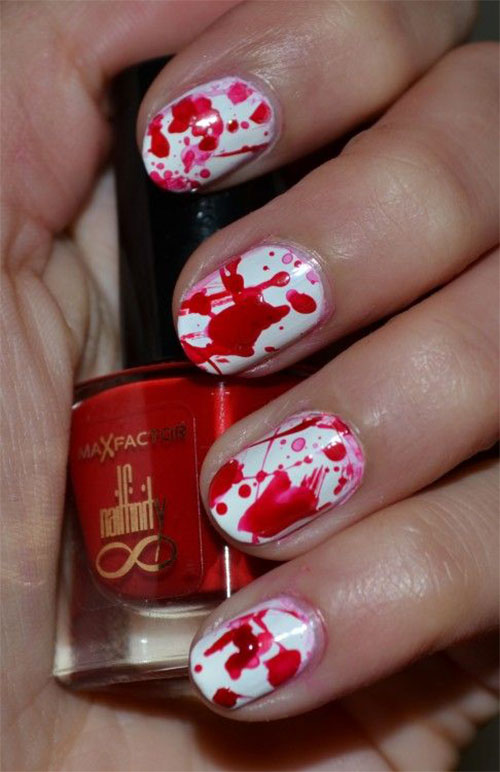 20-Simple-Halloween-Nail-Art-Designs-Ideas-Trends-Stickers-For-Girls-2014-3