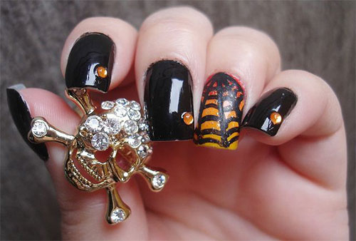 20-Simple-Halloween-Nail-Art-Designs-Ideas-Trends-Stickers-For-Girls-2014-5