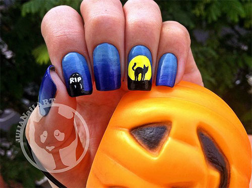 20-Simple-Halloween-Nail-Art-Designs-Ideas-Trends-Stickers-For-Girls-2014-6